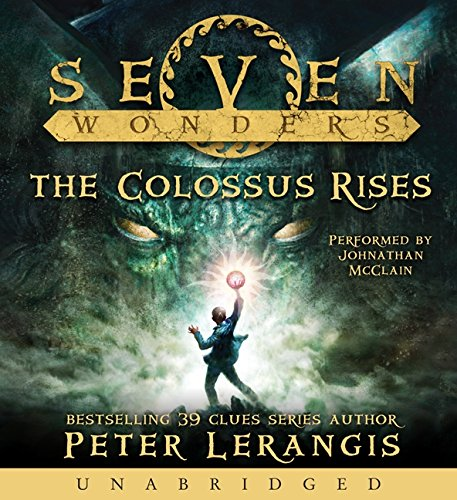 9780062286369: Seven Wonders Book 1: The Colossus Rises CD