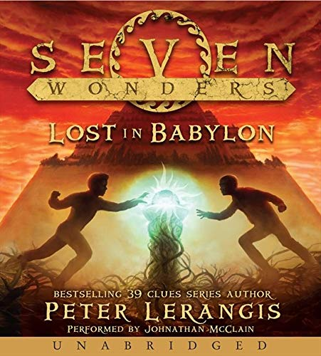 9780062286383: Seven Wonders Book 2: Lost in Babylon CD