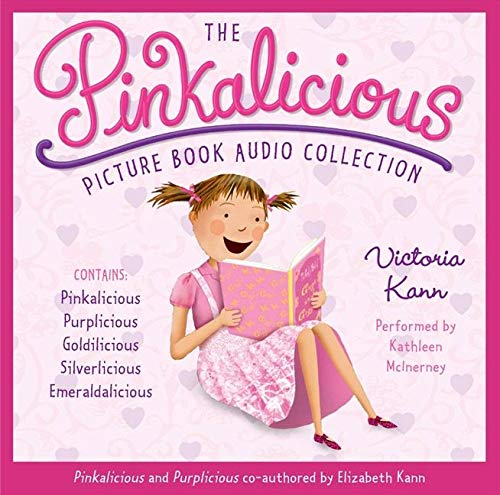 9780062286413: The Pinkalicious Picture Book Audio Collection CD
