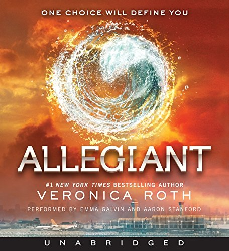 9780062286482: Allegiant CD (Divergent Series)