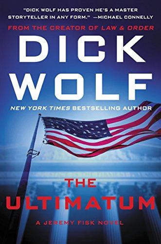 9780062286833: The Ultimatum: A Jeremy Fisk Novel
