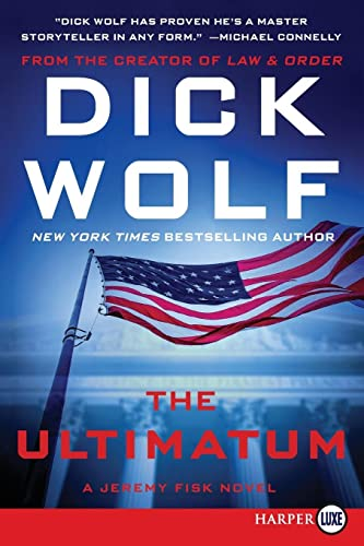 9780062286888: The Ultimatum: A Jeremy Fisk Novel