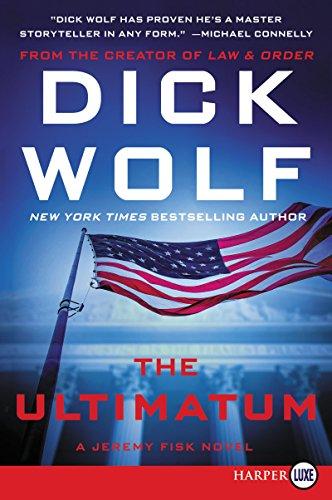 9780062286888: The Ultimatum LP: A Jeremy Fisk Novel