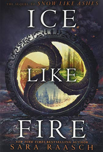 9780062286963: Ice Like Fire (Snow Like Ashes Series)