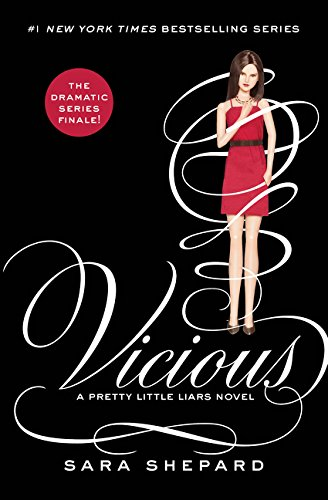 9780062287045: Pretty Little Liars #16: Vicious