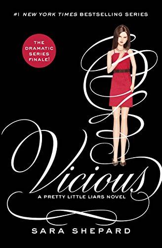 9780062287045: Pretty Little Liars #16: Vicious
