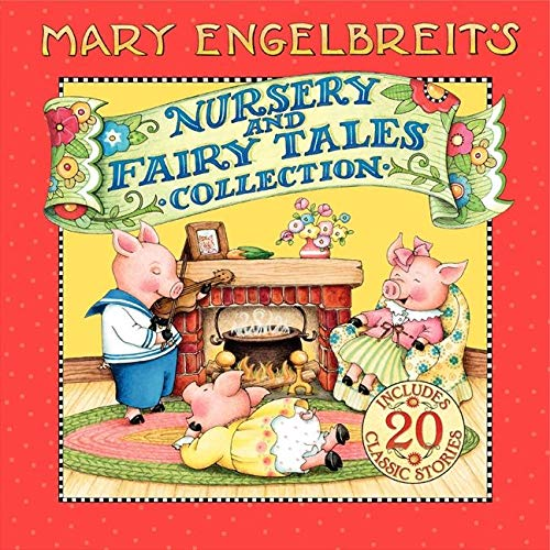 9780062287076: Mary Engelbreit's Nursery and Fairy Tales Collection