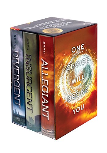 9780062287342: Divergent Series 3 Books Box Set