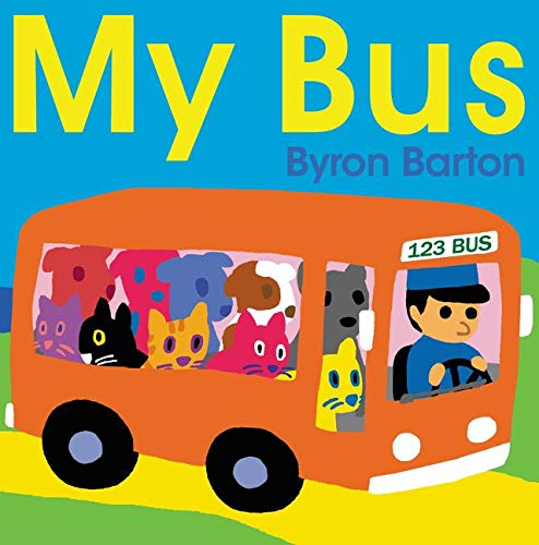 9780062287380: My Bus Board Book