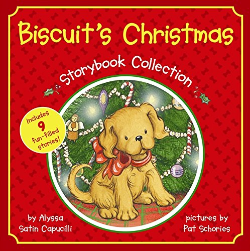 9780062288424: Biscuit's Christmas Storybook Collection