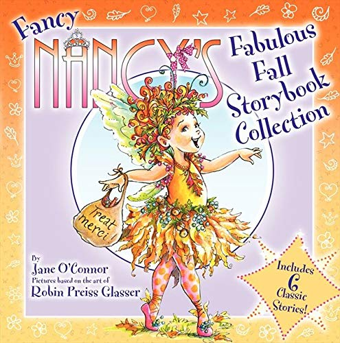 9780062288844: Fancy Nancy's Fabulous Fall Storybook Collection