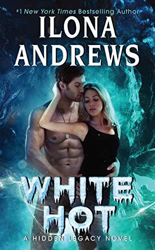 9780062289254: White Hot (Hidden Legacy)