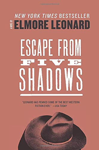 9780062289483: Escape from Five Shadows