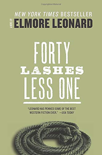 9780062289490: Forty Lashes Less one