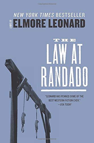 9780062289506: The Law at Randado