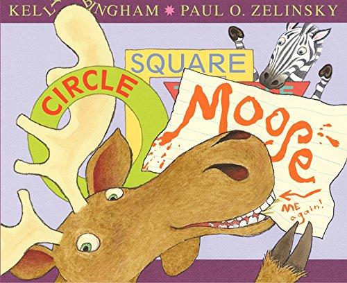 9780062290038: Circle, Square, Moose