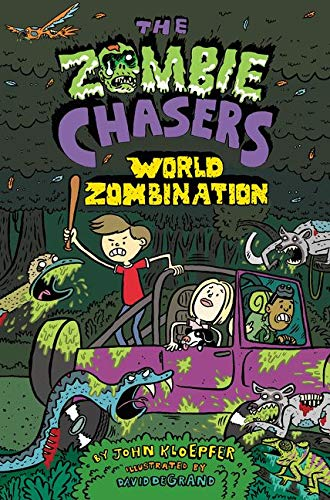 9780062290274: The Zombie Chasers #7: World Zombination