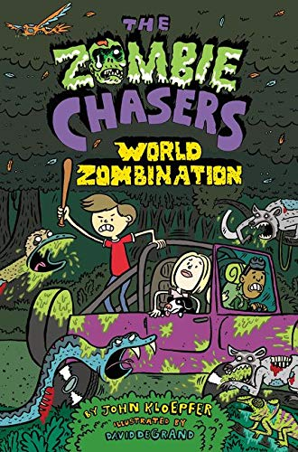 9780062290281: The Zombie Chasers #7: World Zombination