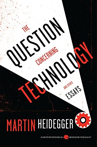 9780062290700: The Question Concerning Technology, and Other Essays (Harper Perennial Modern Thought)