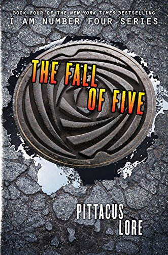 9780062291011: I Am Number Four 04. The Fall of Five