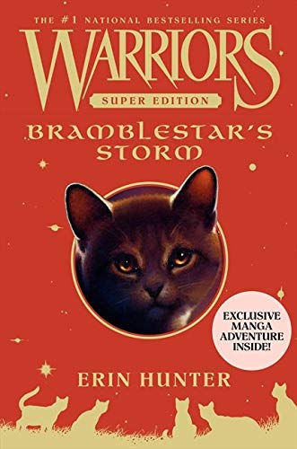 9780062291431: Warriors Super Edition: Bramblestar's Storm