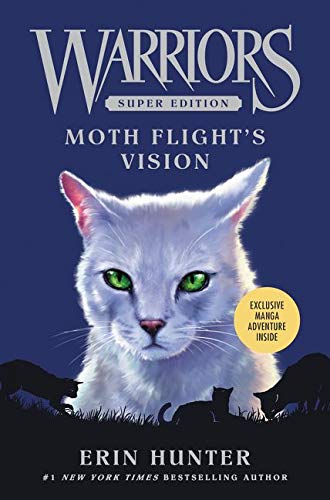 9780062291479: Warriors Super Edition: Moth Flight's Vision