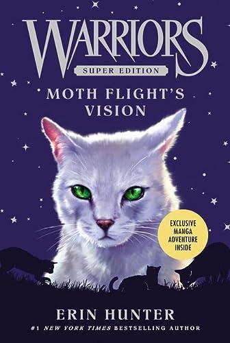 9780062291493: Warriors Super Edition: Moth Flight's Vision