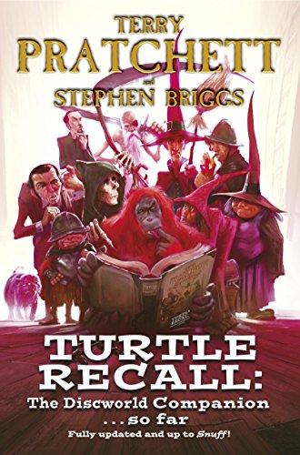 9780062292551: Turtle Recall: The Discworld Companion. . .So Far