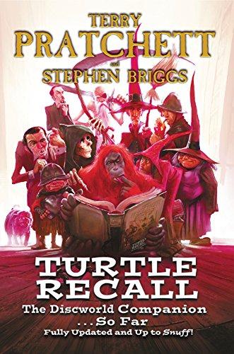 9780062292568: Turtle Recall: The Discworld Companion . . . So Far