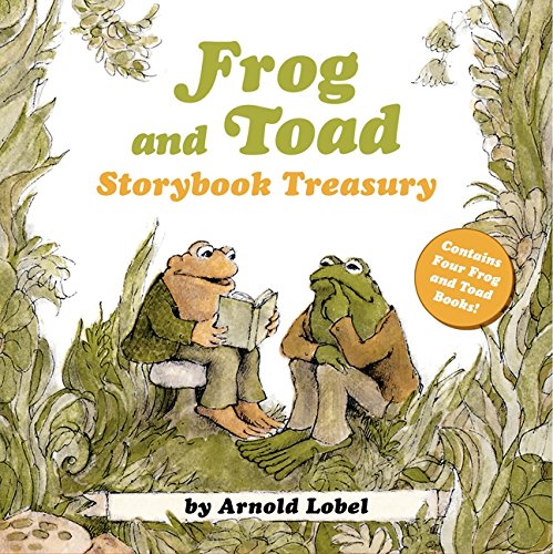 9780062292582: Frog and Toad Storybook Treasury
