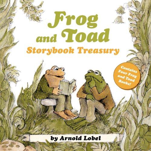 9780062292582: Frog and Toad Storybook Treasury