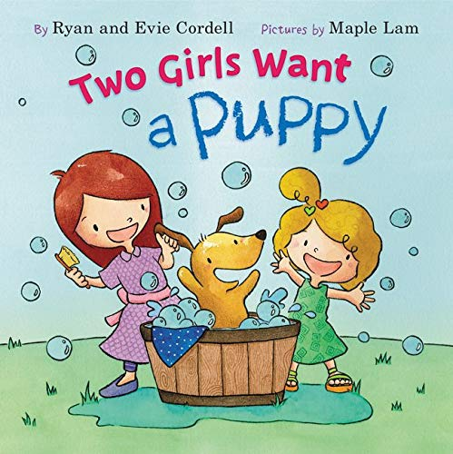 9780062292612: Two Girls Want a Puppy