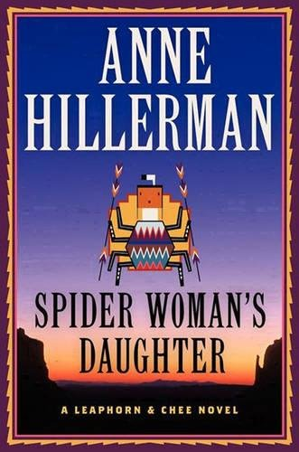 9780062292773: Spider Woman's Daughter (Leaphorn & Chee)