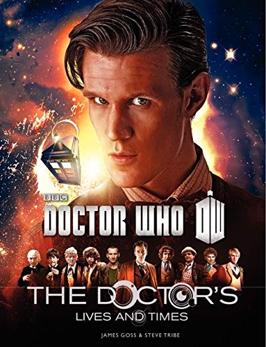 9780062293107: Doctor Who: The Doctor's Lives and Times