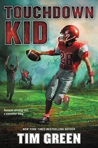9780062293855: Touchdown Kid