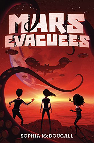 9780062293992: Mars Evacuees