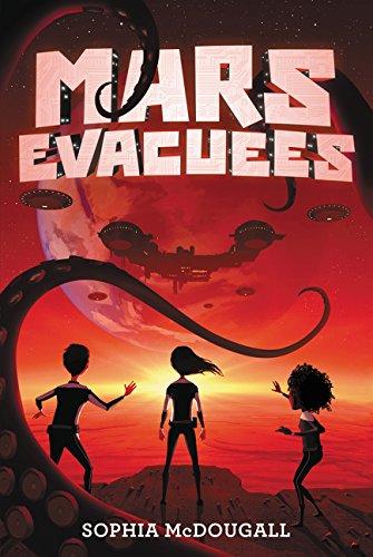 9780062294005: Mars Evacuees