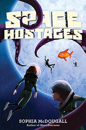 9780062294029: Space Hostages (Mars Evacuees)