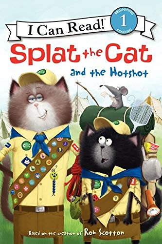 9780062294166: Splat the Cat and the Hotshot (I Can Read! Splat the Cat - Level 1)