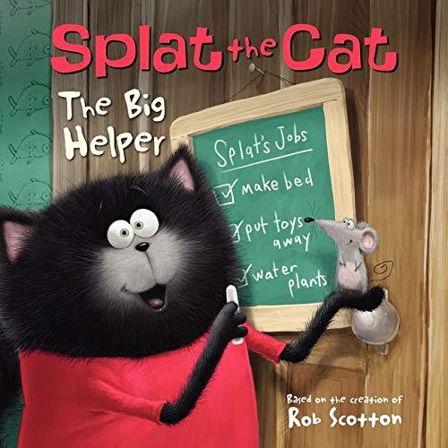 9780062294272: Splat the Cat: The Big Helper