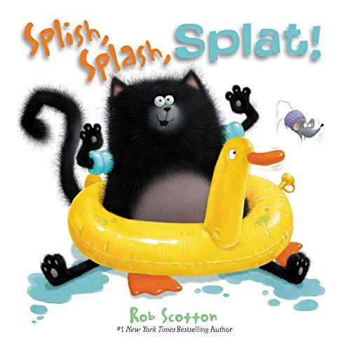 9780062294388: Splish, Splash, Splat! Board Book (Splat the Cat)