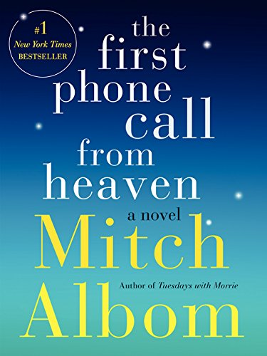 9780062294401: The First Phone Call from Heaven