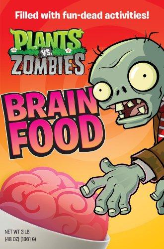 9780062294920: Plants vs. Zombies: Brain Food