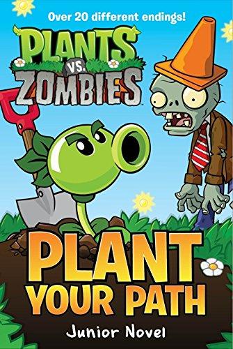 9780062294944: Plants vs. Zombies: Plant Your Path Junior Novel