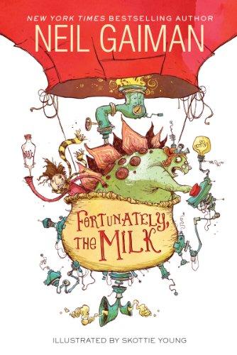 9780062295156: Fortunately, the Milk