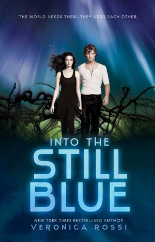 9780062295187: Into the Still Blue (Under the Never Sky Trilogy)
