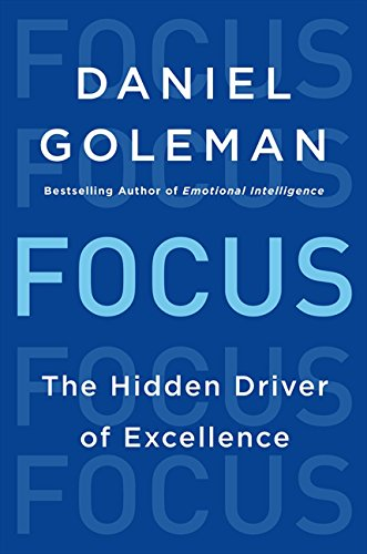 9780062295293: Focus: The Hidden Driver of Excellence