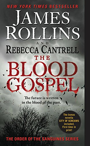 9780062295576: The Blood Gospel: The Order of the Sanguines Series