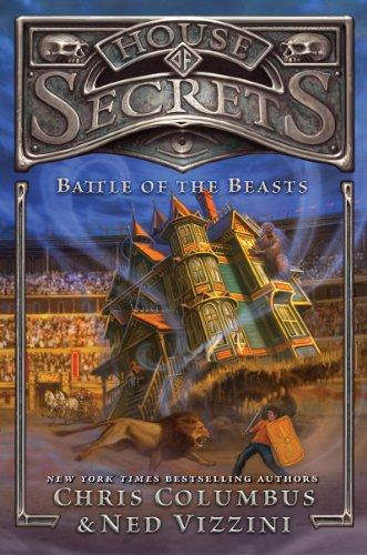 HOUSE OF SECRETS  BATLE OF THE BEASTS