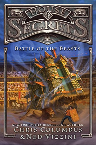 9780062295941: House of Secrets 02. Battle of the Beasts